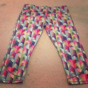 Fabletics salar crop leggings